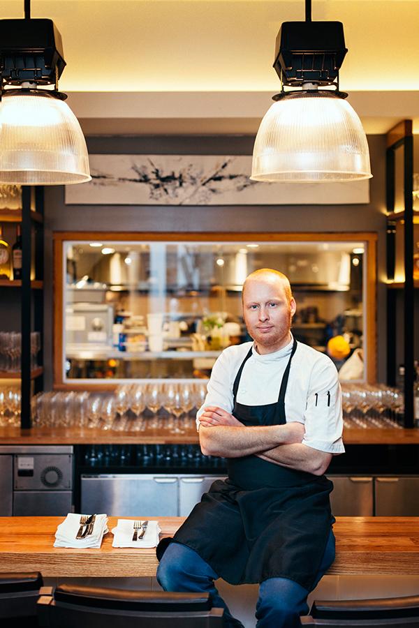 Chef Dany Bolduc le H4C